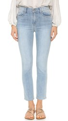 Siwy Jackie Cropped Straight Jeans Like A Prayer