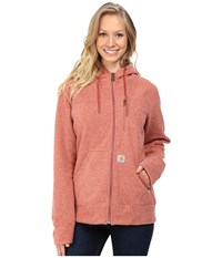 Carhartt Kentwood Jacket Marsala Women's Jacket Orange