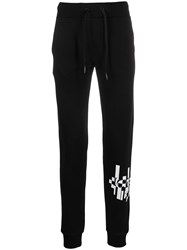 Iceberg Graphic Print Tapered Trousers 60