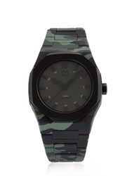 D1 Milano Camo Collection Ca 01 Watch