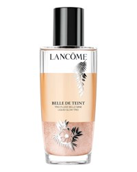Lancome Limited Edition Belle De Teint Liquid Glow Trio Tropical Daydream Collection 01 Glow Vanille Lancome