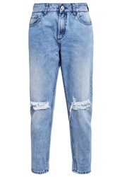 Tiffosi Relaxed Fit Jeans Bleach Bleached Denim