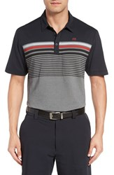 Travis Mathew Men's 'Mame' Trim Fit Golf Polo