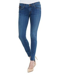 True Religion Halle Skinny Jeans W Button Flaps Love No Less