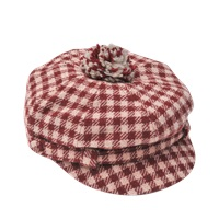 Stetson Coppell Plaid Cap