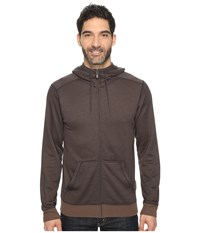 Exofficio Isoclime Full Zip Hoodie Navy Men's Sweatshirt
