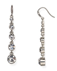 Carolee Linear Drop Earrings