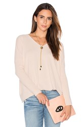 Demy Lee Florence Sweater Blush