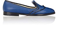 Sarah Flint Women's Annelie Loafers Black Navy Turquoise