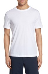 Theory Men's Rylee Pima Cotton T Shirt White