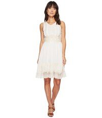 Scully Elma Lace Dress Ivory White