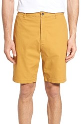 Rodd And Gunn Men's Glenburn Shorts Mustard
