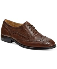 Wanted Babe Lace Up Oxfords Women's Shoes Brown