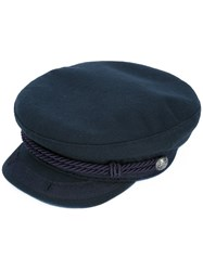Dsquared2 Military Hat Blue