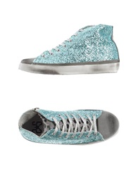 2Star High Tops And Trainers Sky Blue