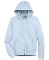 American Rag Men's Washed Fleece Zip Hoodie With Pockets Only At Macy's Blue Mist