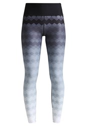 Gap Gfast Tights Eng Ombre Fair Isle Rose