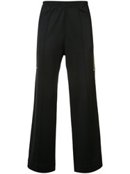 Givenchy Wide Leg Trousers Blue