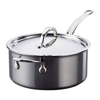 Hestan Stainless Steel Saucepan And Lid With Handles 22Cm