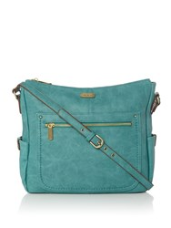 Ollie And Nic Annie Large Hobo Bag Blue