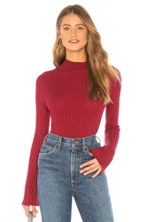 Joie Gestina Sweater Red
