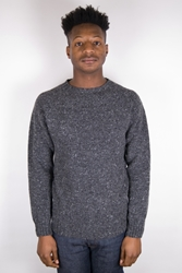 Howlin Terry Knit Charcoal Ideology Boutique
