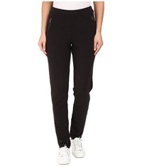 Bench Pedagogic Slim Sweatpants Jet Black Women's Casual Pants