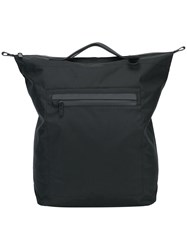 Ally Capellino Hoy Travel Cycle Backpack Black