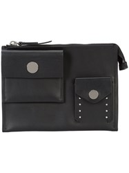 3.1 Phillip Lim 'Dolly' Clutch Women Leather One Size Black