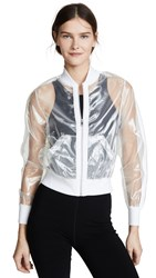 Heroine Sport Illusion Jacket Clear