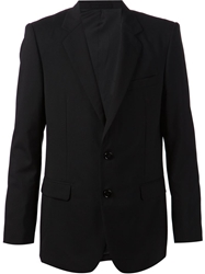 Julien David Two Button Blazer Black