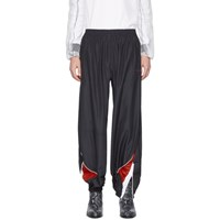 Y Project Navy Oversized Lounge Pants