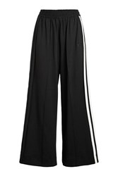 Y 3 Track Pants With Cotton Black