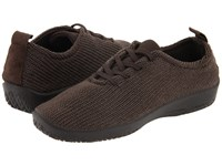 Arcopedico Ls Brown Marron Lace Up Casual Shoes
