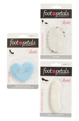 Foot Petals Women's 'I Do' Bridal Collection Combo Pack