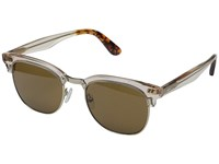 Toms Gavin Champagne Crystal Fashion Sunglasses Gold
