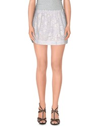 N 21 N 21 Skirts Mini Skirts Women White
