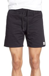 Men's Rhythm 'Chino Jam' Cotton Drawstring Shorts