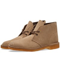 Clarks Originals Desert Boot Grey