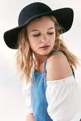 Bdg Wool Floppy Hat Black