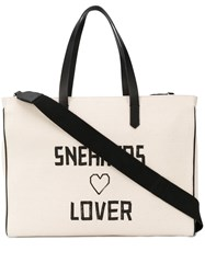 Golden Goose Sneakers Lovers East West California Tote 60
