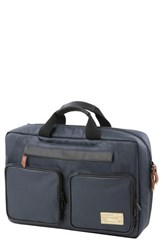 Hex Men's Radar Convertible Water Resistant Briefcase