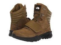 The North Face Raedonda Boot Sneaker Mid Fir Green Tnf Black Hiking Boots Brown