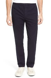 James Perse Men's Relaxed Pants French Navy