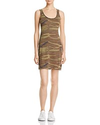 Alternative Apparel Camo Tank Dress