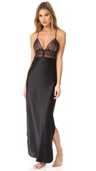 Stella Mccartney Ophelia Whistling Chemise Black