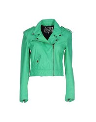 Pam And Gela Coats And Jackets Jackets Women Green