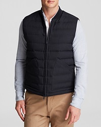 The Men's Store At Bloomingdale's Quilted Vest Bloomingdale's Exclusive Oxford Mocha