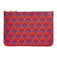 Liberty London Iphis Small Pouch Red