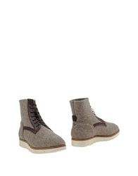 Raparo Ankle Boots Sand